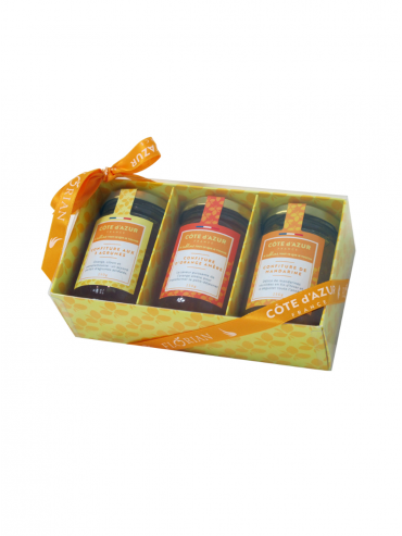 Box of 3 Citrus Jams