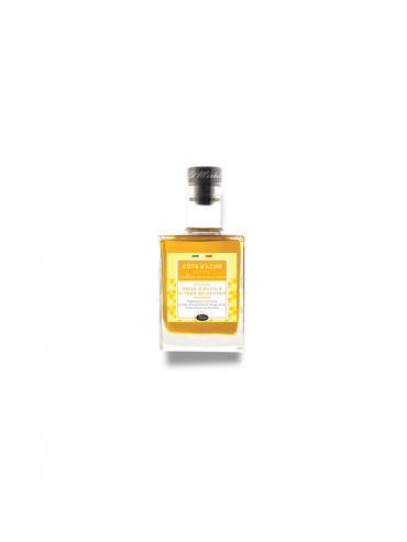 Mignonette Extra Virgin Olive Oil and Menton Lemons 50ML