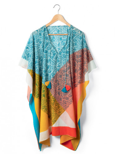 Leaves Kaftan